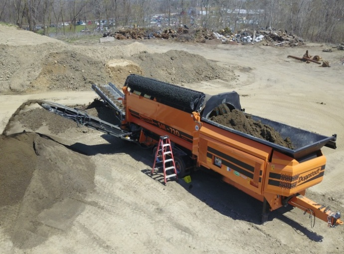 Screened Concrete, Asphalt, & Topsoil Removal & Disposal
