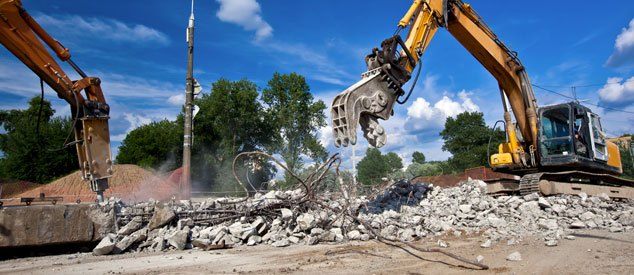 Asphalt Demolition & Removal